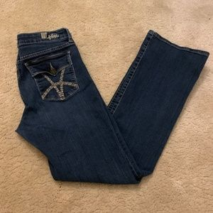 Kut from the Kloth High Rise Bootcut Jeans 12
